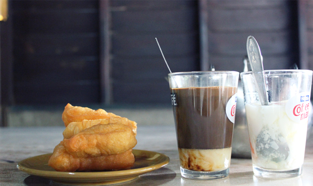 Read more about the article เสน่ห์ของกาแฟโบราณ